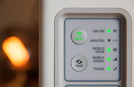 Få valgt den bedste wifi router